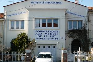 Institut de Formation en Psychanalyse de Béziers. Organisme de formation professionnelle pour devenir psychanalyste